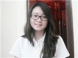 Con gái GS Ngô Bảo Châu tham gia triển lãm