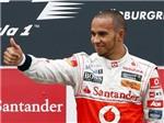 F1 chặng 10: Hamilton vẫn nuôi hy vọng