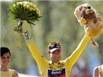 Tour de France đón chào Vua mới Cadel Evans