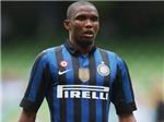 Chuyển nhượng ngày 4/8: Eto'o muốn rời Inter Milan