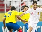 Giải vô địch U-20 thế giới: Tây Ban Nha đè bẹp Australia