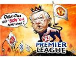 """Biếm họa: HLV """"không tuổi"""" Alex Ferguson"""