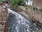 1.584 tỷ đồng để xử lý nước ô nhiễm ở Bình Dương