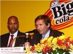 Big Cola tài trợ cho 4 câu lạc bộ triển vọng tại giải Ngoại hạng Anh