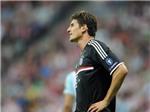 ĐT Đức: Cacau được gọi thay thế Gomez