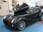 Morgan Motors - xe cổ độc nhất thế giới