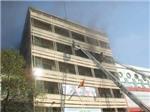 Cháy dữ dội tại trường mầm non tư thục ở TP.HCM
