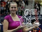 Kvitova xuất sắc nhất thế giới năm 2011