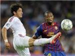 Đại chiến Milan - Barca qua những con số