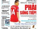Đọc báo TT & VH ngày 26/11/2011: Man Utd - Newcastle: Phải sống tiếp