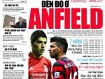 Đọc TT&VH ngày 27/11/2011 - Liverpool-Man City: Đèn đỏ ở Anfield?