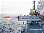 Tàu chiến Hàn Quốc tập trận bắn đạn thật