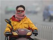 """Bắc Kinh """"ô nhiễm nặng"""", dân lên mạng để... thở"""
