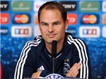 Frank de Boer: Barca trội hơn Real về kỹ thuật