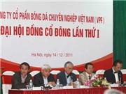 Bầu Thắng làm chủ tịch VPF, ông Phạm Ngọc Viễn làm Tổng giám đốc