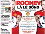 Đọc TT&VH ngày 21/12/2011: Rooney là sẽ sống
