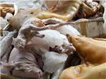 Thịt thối tràn vào TP.HCM
