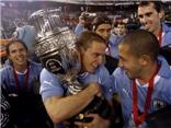 Những hỉnh ảnh đẹp nhất của bóng đá thế gới 2011