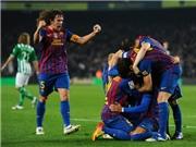 Đừng để tỷ số đánh lừa chiến thắng của Barcelona