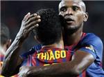 Abidal ở lại Barca thêm 1 năm