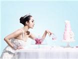 Dương Mịch làm cô dâu xinh đẹp