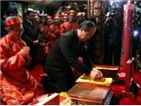 Nam Định sẵn sàng cho Lễ khai ấn đền Trần 2012