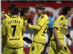 Dortmund tạm chiếm ngôi đầu Bundesliga