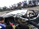 Tài xế ôtô vượt tàu hỏa làm chết cả nhà bị khởi tố