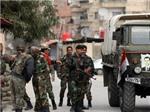 Quân chính phủ Syria đã tấn công thành phố Deraa