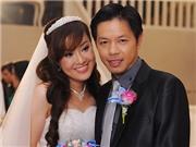 Thái Hòa rạng ngời hạnh phúc đón cô dâu mới