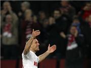 """Lukas Podolski & trận đấu thứ 200 ở Bundesliga: Khi """"Hoàng tử"""" đã lên ngôi """"Hoàng đế"""""""