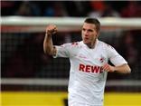 """""""Hoàng tử"""" Podolski chuẩn bị gia nhập Arsenal"""
