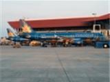 Sân bay Nội Bài tê liệt vì máy tính treo