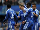 "Chelsea 5-2 Leicester: Torres ""giải khát"", Chelsea thắng lớn"