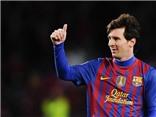 Đây Messi, chân sút vĩ đại nhất trong lịch sử Barca