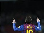 Messi đi vào lịch sử của Barca