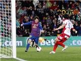 Tiếng nói Barca: Messi ở xứ sở những con số tàng hình