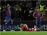 """Barca và """"căn bệnh"""" nơi hàng thủ"""