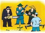 Biếm họa... cứu môi trường