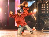 Big Toe đã chọn được  vũ công  thi đấu Hiphop quốc tế!