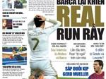 Đọc TT&VH ngày 10/04/2012: Barca lại khiến Real run rẩy