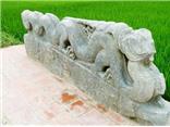 Không có chuyện tìm thấy 2 chiếc đầu rồng đá thành nhà Hồ