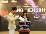 Giải thưởng Âm nhạc Cống hiến 2011