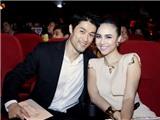 Johnny Trí Nguyễn hộ tống người đẹp đi xem phim