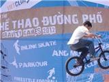 Xem giới trẻ biểu diễn BMX Freestyle