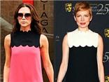 Những 'tín đồ thời trang' nổi tiếng của Victoria Beckham