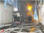 Hà Nội: Phố Gia Ngư xảy ra cháy lớn