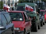 Đường tới EURO của CĐV: Tắc nghẽn nơi biên giới