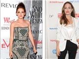 Kristen Stewart thu nhập cao nhất Hollywood, vượt Angelina Jolie