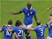 "Đức 1-2 Italia: ""Super Mario"" giúp Italia bắn hạ ""xe tăng"" Đức"